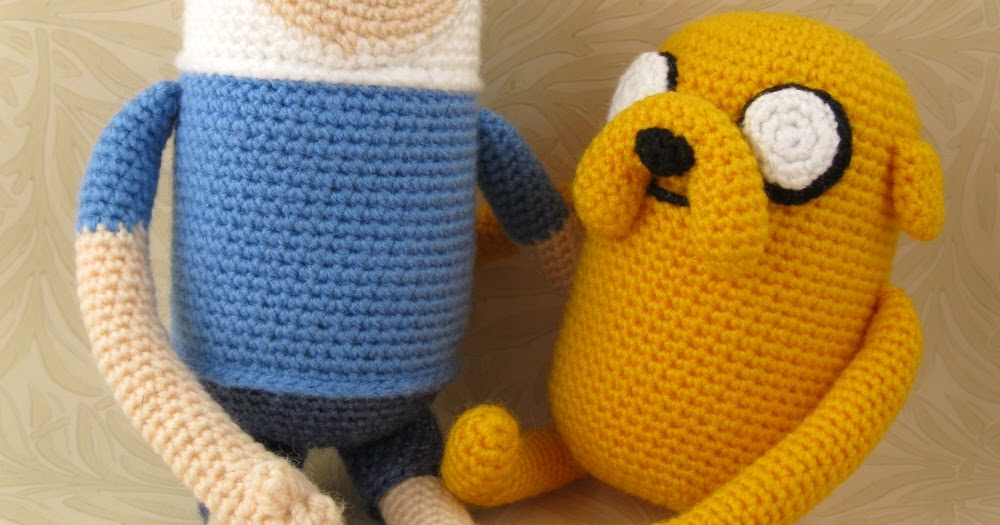 Adventure Time Army! **MORE Characters and LSP Pattern** - CROCHET ... | 525x1000