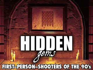 Hidden Gems - TOP 10 First Person Shooters of the 90s