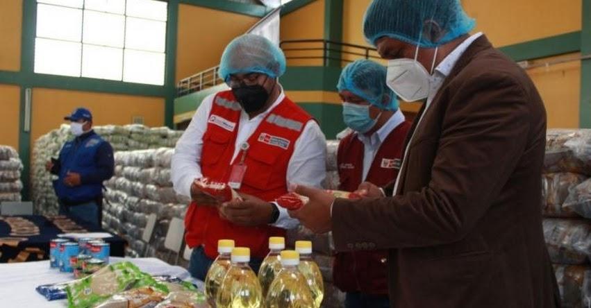 QALI WARMA: Entregan 450 toneladas de alimentos a municipio de Leonardo Ortiz en Lambayeque - www.qaliwarma.gob.pe