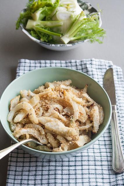 Finocchi gratinati al forno, la ricetta senza besciamella