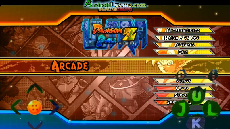 Dragon Ball Z Fighter Mugen Apk For Android & iOS Download