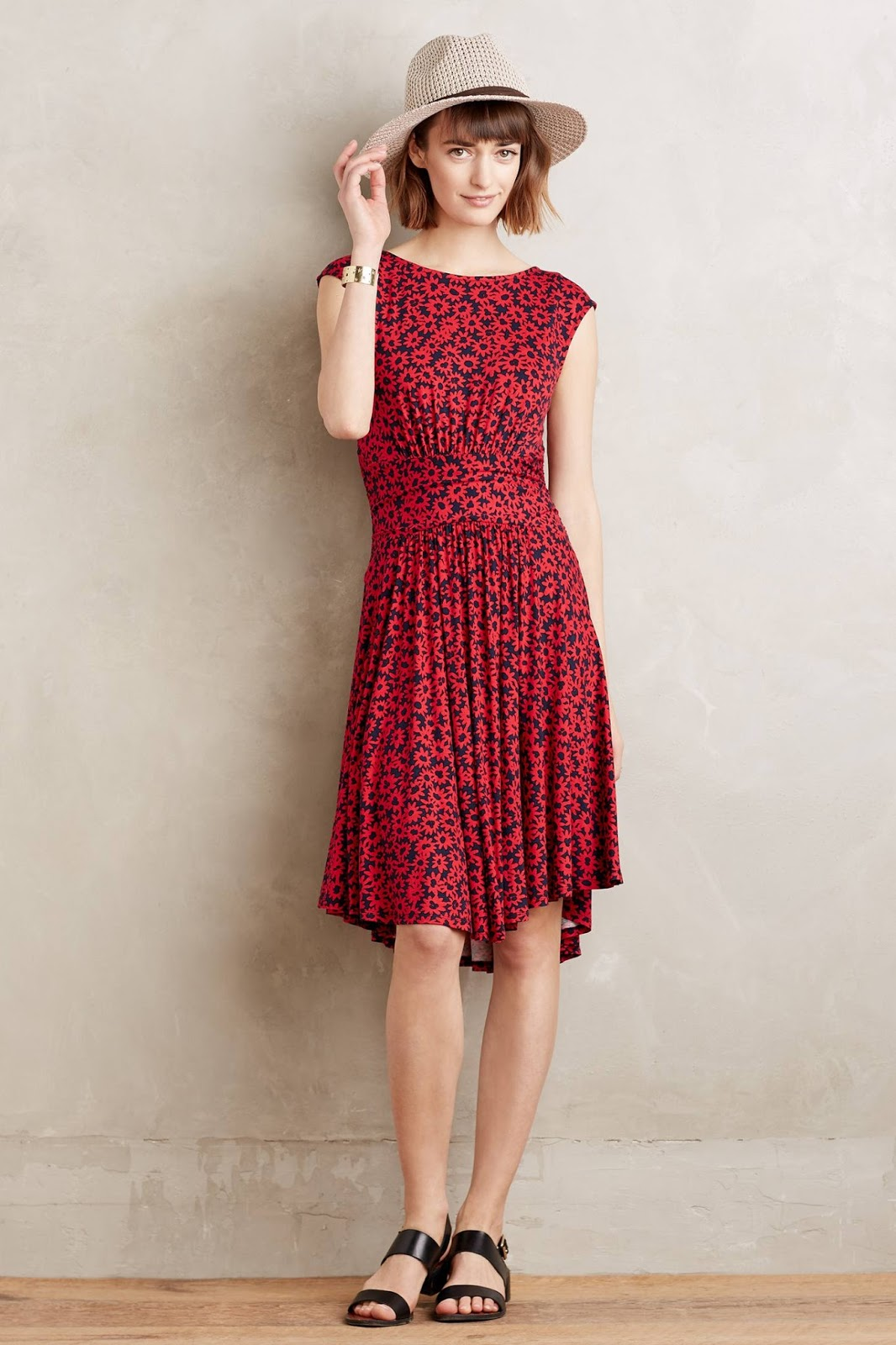 Anthropologie clothing store