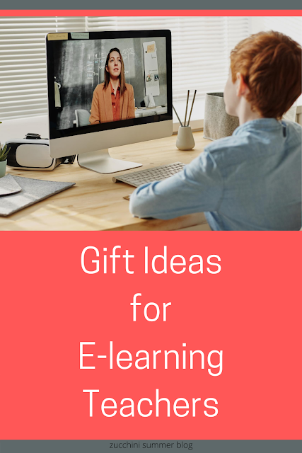 Elearning gift ideas for teachers