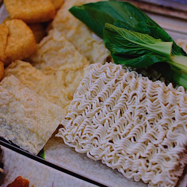 Noodle Buffet