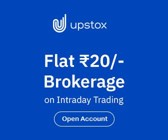 upstox account opening
