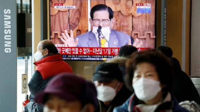 Authorities in South Korea have arrested the founder of a secretive Christian sect