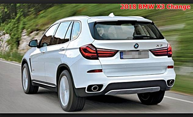 2018 bmw x3 change auto bmw review. Black Bedroom Furniture Sets. Home Design Ideas