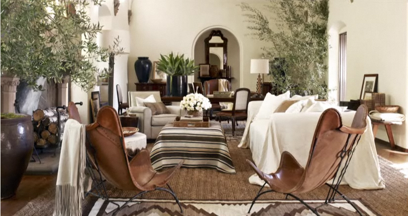 Ralph Lauren Home california Romantic Collection
