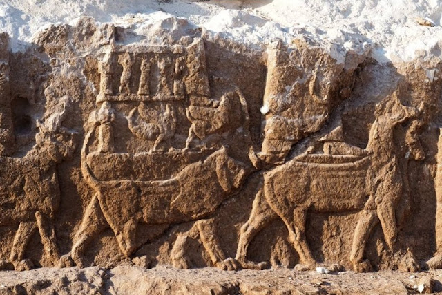 Italian and Kurdish archaeologists on the trail of the Assyrian Empire
