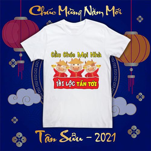 áo tết tân sửu 2021