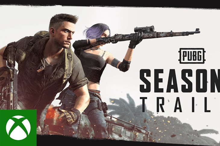 PUBG Season 8 Gameplay Trailer Released