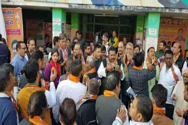 हरियाणा के 5 नगर निगमों में बीजेपी की