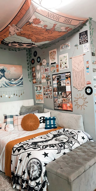 22+ Simple Low Budget Small Living Room Wall Decor Ideas - WallpaperDPs