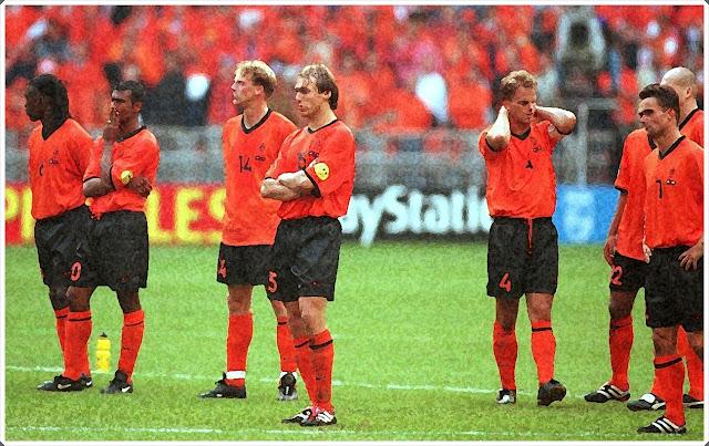 Netherlands Holanda Euro 2000