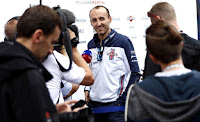 Robert Kubica Formuła 1 media F1