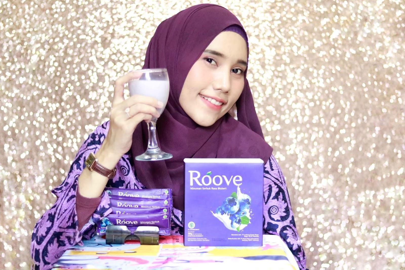Review Roove Collagen Drink Rahasia Kulit Awet Muda Glowing Agnesiarezita Beauty Blogger Medan