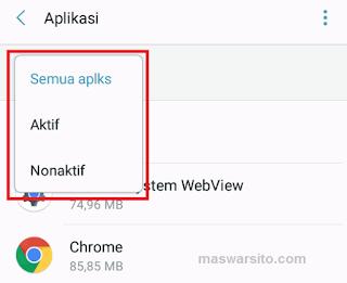 Cara Mengembalikan Aplikasi  Android yang Hilang