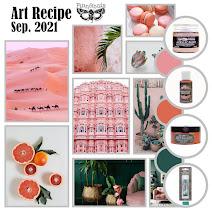 Current Art Recipe challenge