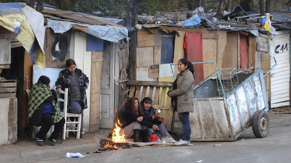 La pobreza llegó al 42% y afecta a 19,4 millones de personas