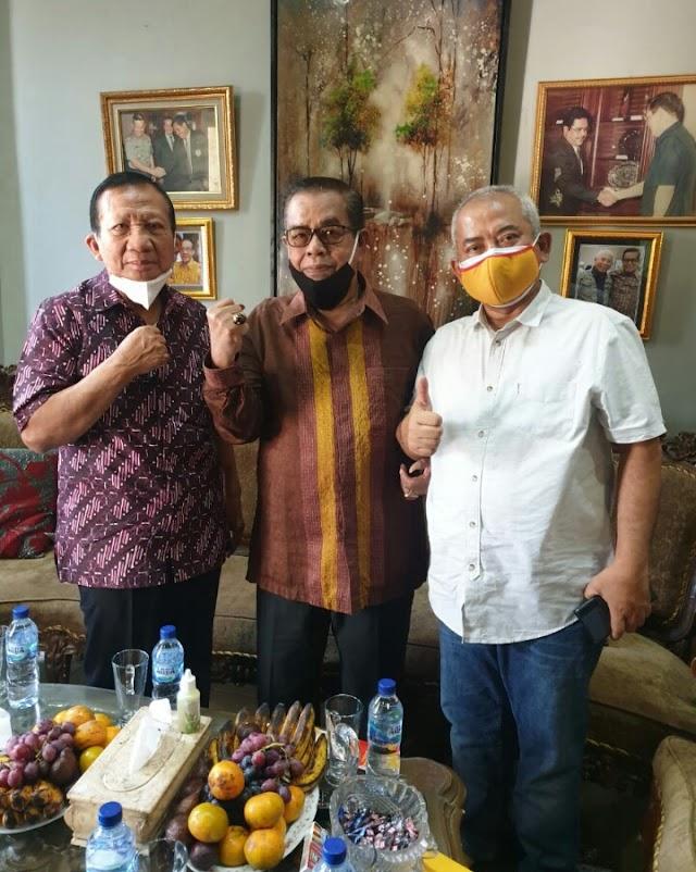 Kunjungan Silaturahmi Walikota Bekasi Dr. H.Rachmat Efendi, Walikota Bekasi Ke Para Tokoh GOLKAR Bekasi