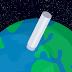Seonggok Sampah Antariksa Bersiap Jatuh ke Bumi