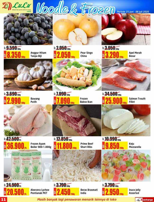 Katalog Promo LULU Supermarket 25 Juni - 8 Juli 2020 11