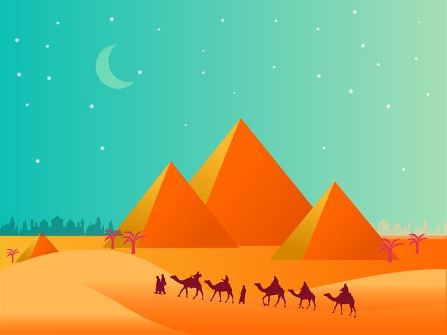 Sejarah Singkat Mesir Kuno