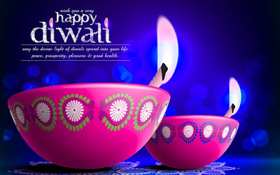 Happy Diwali Wallpaper 1024x768