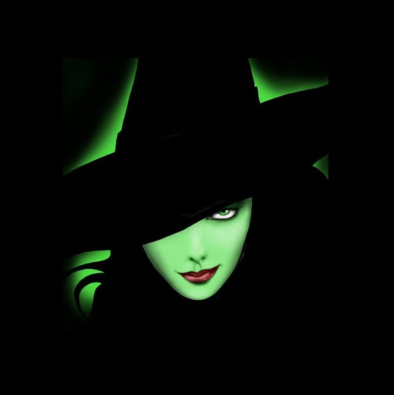 green eyed witch wallpaper - photo #14