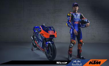 Hafizh Syahrin Red Bull KTM Tech3 MotoGP 2019