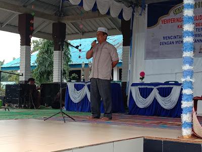 Drs Yahya Shamadi M.Si : Peringatan Maulid Nabi Jangan Hanya Seremonial Saja