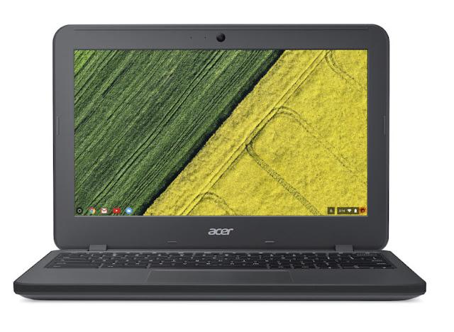 Acer anunciou oficialmente seu novo Chromebook educação orientada, a Acer Chromebook 11 N7