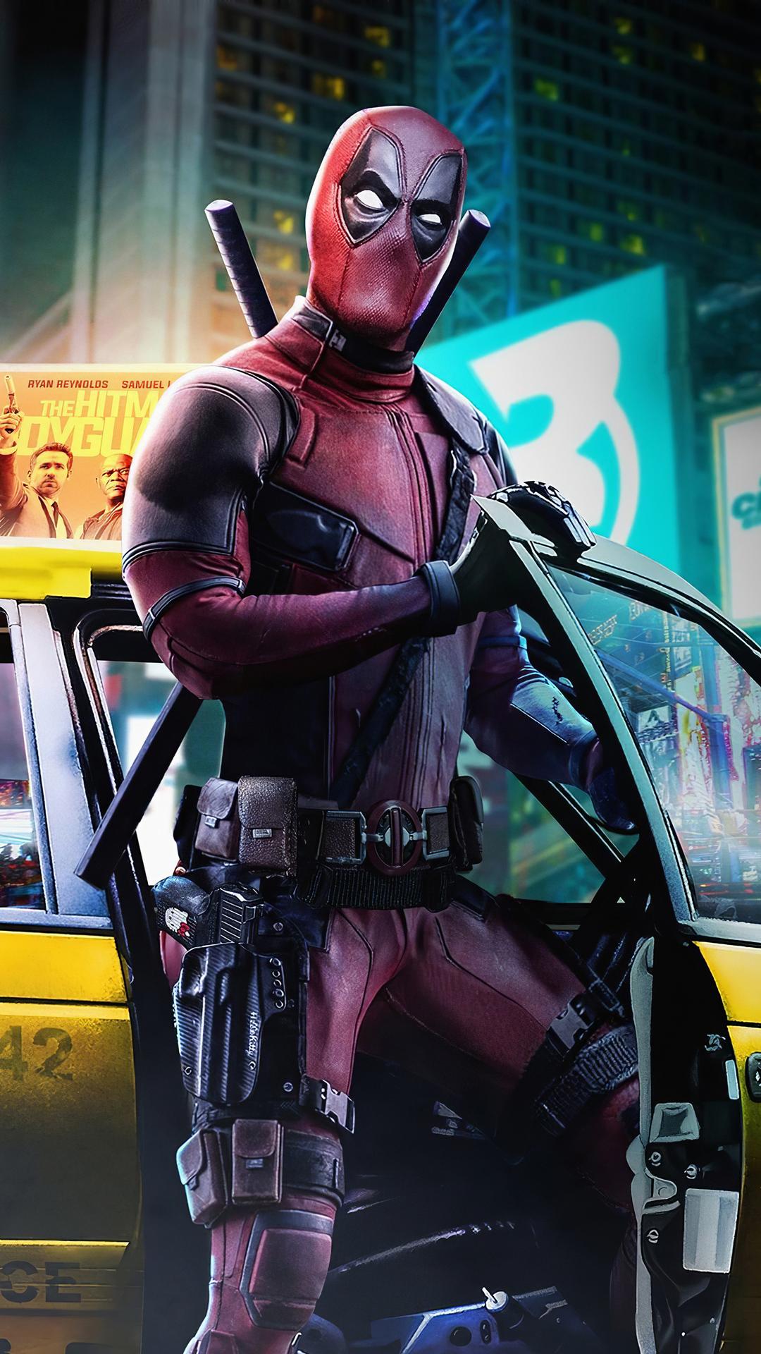Wallpaper Deadpool, Superheroes, Hd, 4k