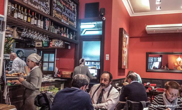 Café Dos Escudos, Recoleta, Buenos Aires