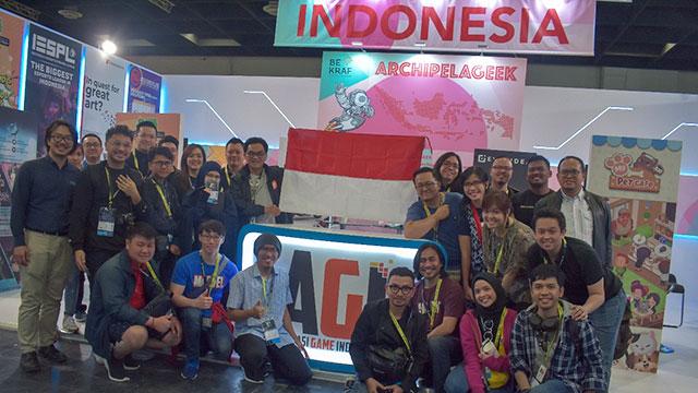Gamedev Indonesia Gamescom 2019