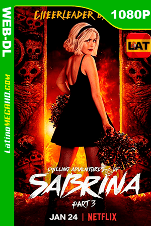El mundo oculto de Sabrina (2018) Temporada 3 Latino WEB-DL 1080P - 2018