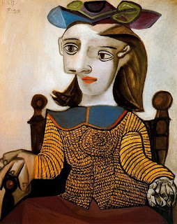 Pablo Picasso-The Cubist Portraits