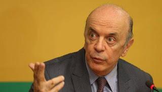 URGENTE| Lava Jato denuncia José Serra por lavagem de dinheiro