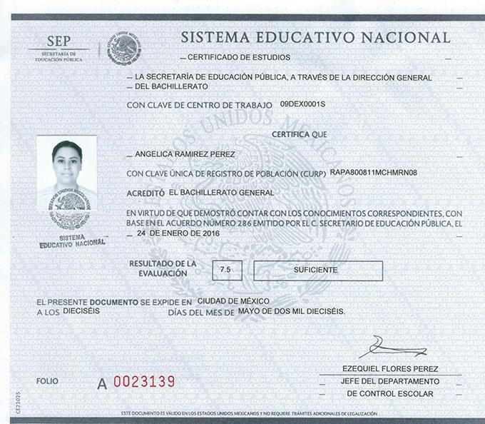 CERTIFICADO DE PREPARATORIA SEP EBOOK