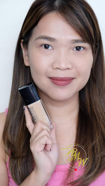 a photo of Dior Forever Skin Glow Foundation Review