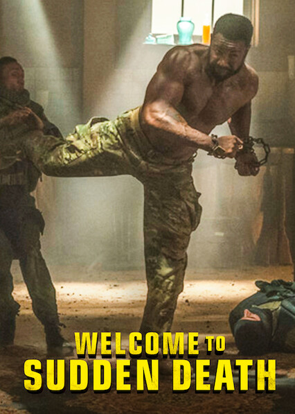 Welcome to Sudden Death (2020) NF WEB-DL 1080p Latino