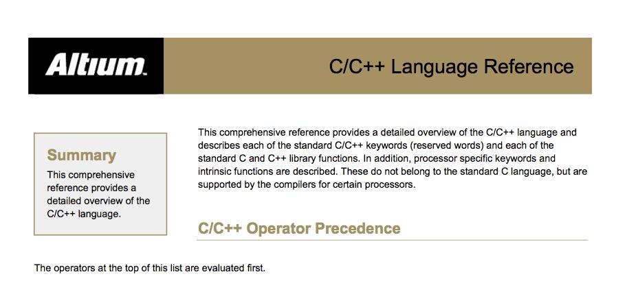 C Language References PDF Free Download | Source Code