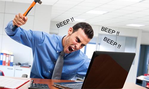 Mengetahui Arti dan Penyebab Bunyi Beep pada Komputer
