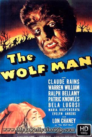 El Hombre Lobo 1941 1080p Latino