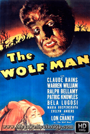 El Hombre Lobo (1941) [1080p] [Latino-Ingles] [MEGA]
