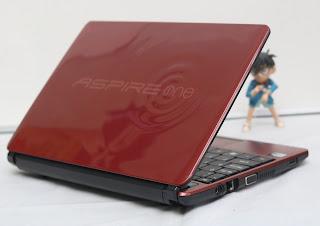 Acer Aspire D257 Netbook Bekas