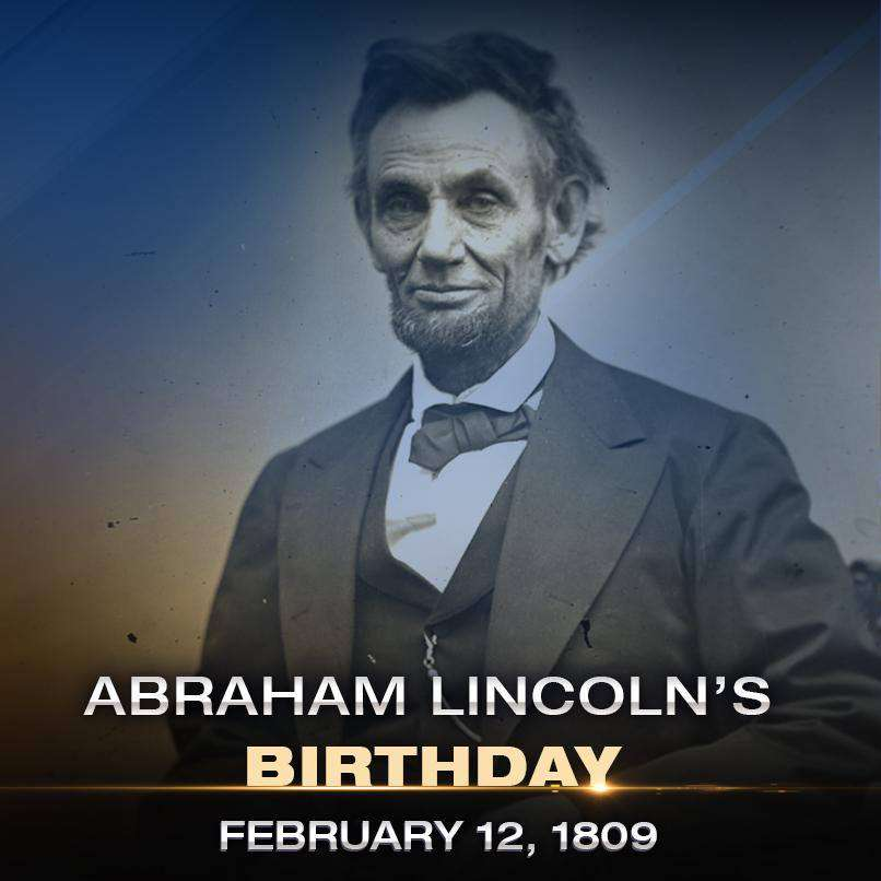 Abraham Lincoln's Birthday Wishes Images download
