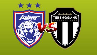 Live Streaming JDT vs Terengganu Piala Malaysia 28.9.2019