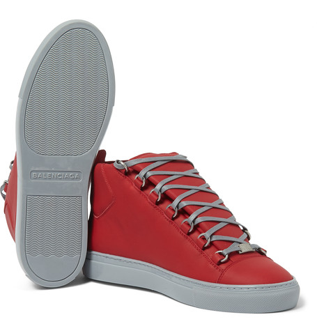 Balenciaga Sneakers Rouge