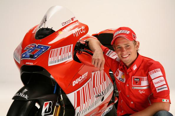 Masih Ingat Casey Stoner? Jurdun MotoGp Tersebut Kini Nasibnya Begini !!!